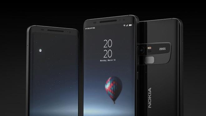 Nokia 3310 2018 anh 1