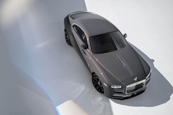 Rolls-Royce Wraith ban 'mua sao bang' ra mat hinh anh