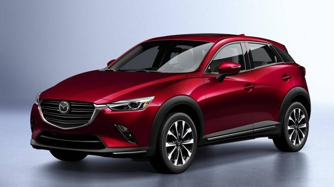 Mazda CX-3 2019 ra mat voi dong co manh me hon hinh anh