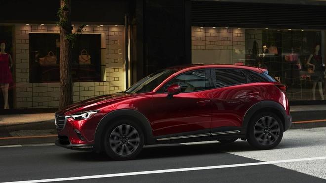 Mazda CX-3 2019 - gon gang va tinh te hon hinh anh