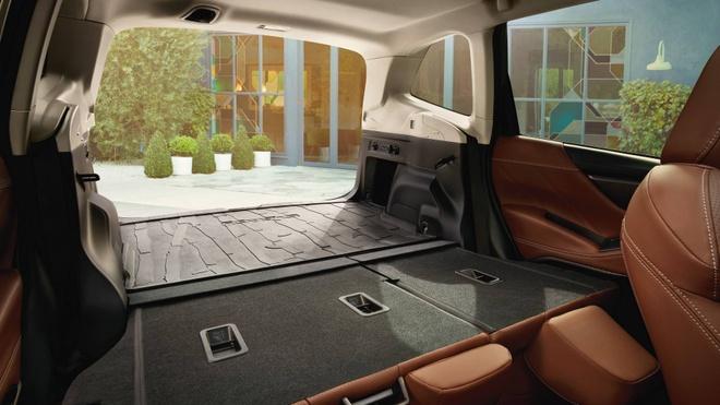 Subaru Forester 2019: Khoang chua do rong hon, mo ban vao cuoi nam hinh anh 7