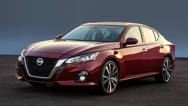 Nissan Teana 2019 the he moi ra mat, doi dau Toyota Camry hinh anh 2