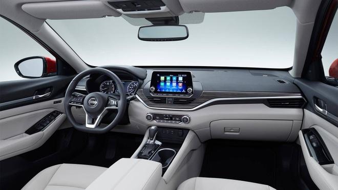 Nissan Teana 2019 the he moi ra mat, doi dau Toyota Camry hinh anh 4