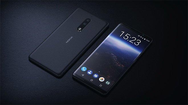 Lo cau hinh Nokia 9: co 3 camera, do phan giai 41 MP hinh anh