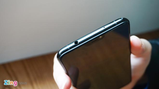 Smartphone van tay duoi man hinh dau tien ve VN hinh anh 5