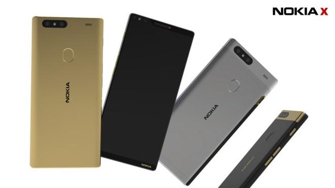 Ban dung thu vi ve Nokia X - chiec dien thoai cua tuong lai hinh anh 1
