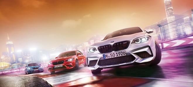 BMW M2 Competition ro ri hinh anh truoc ngay ra mat hinh anh