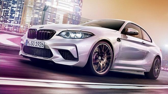 BMW M2 Competition ro ri hinh anh truoc ngay ra mat hinh anh 4