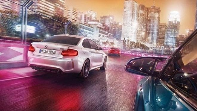 BMW M2 Competition ro ri hinh anh truoc ngay ra mat hinh anh 3