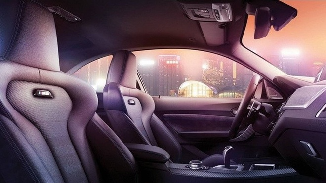 BMW M2 Competition ro ri hinh anh truoc ngay ra mat hinh anh 6