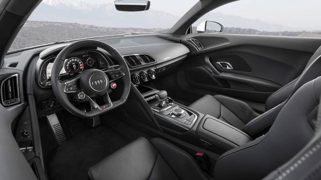 Audi R8 V10 RWS - phien ban R8 re nhat tu truoc den nay hinh anh 4