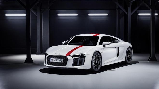 Audi R8 V10 RWS - phien ban R8 re nhat tu truoc den nay hinh anh 2