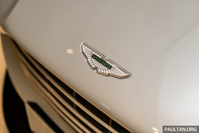 Aston Martin DB11 V8 ra mat Dong Nam A, gia 465.000 USD hinh anh 5