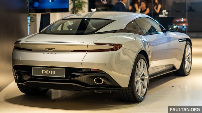 Aston Martin DB11 V8 ra mat Dong Nam A, gia 465.000 USD hinh anh 3