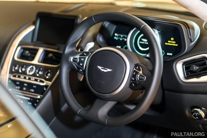 Aston Martin DB11 V8 ra mat Dong Nam A, gia 465.000 USD hinh anh 6