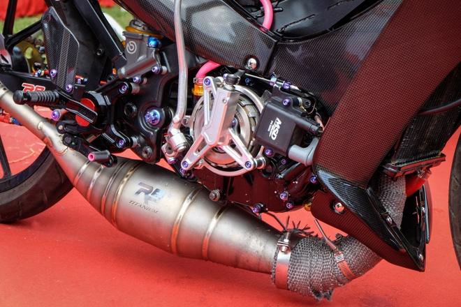 'Sieu ca map' Yamaha Z125 do hon 800 trieu cua dan choi Viet hinh anh 9