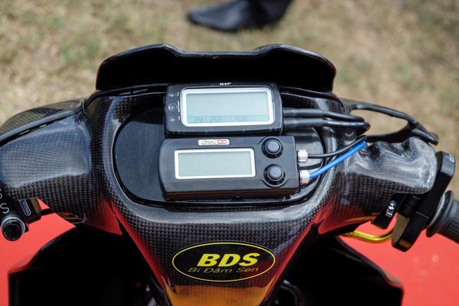 'Sieu ca map' Yamaha Z125 do hon 800 trieu cua dan choi Viet hinh anh 4