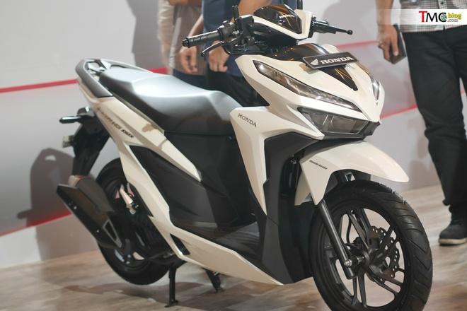 Honda Vario the he moi so huu smartkey, gia tu 1.400 USD hinh anh 1