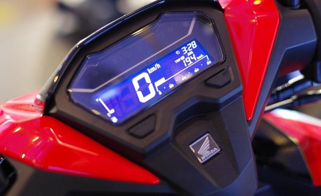 Honda Vario the he moi so huu smartkey, gia tu 1.400 USD hinh anh 4