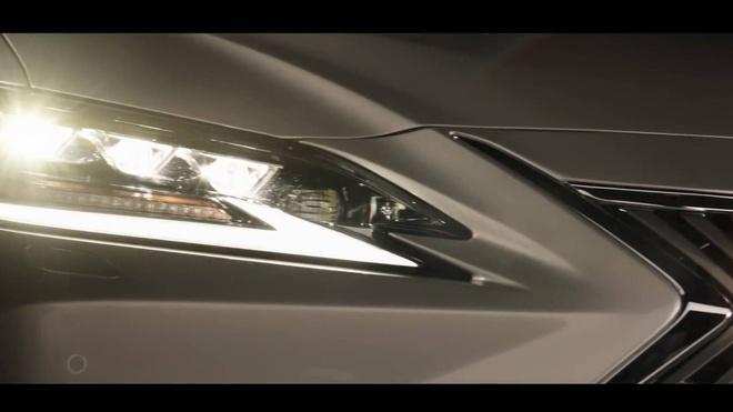 Lexus ES 2019 ro ri hinh anh dau tien hinh anh 5