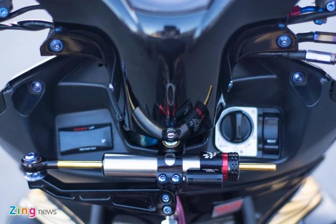 Honda Air Blade do gan 100 trieu cua biker Can Tho hinh anh 5