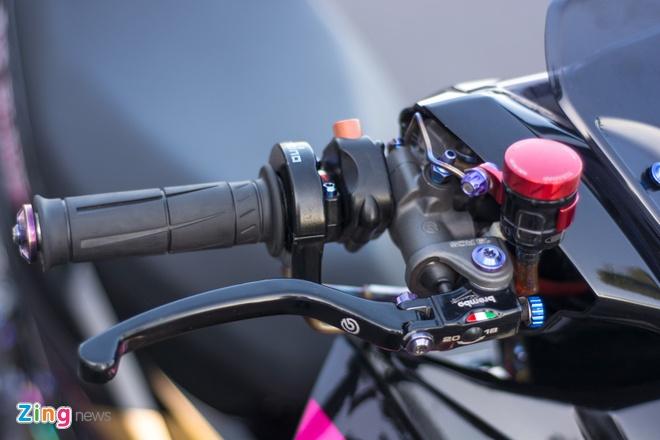Honda Air Blade do gan 100 trieu cua biker Can Tho hinh anh 7