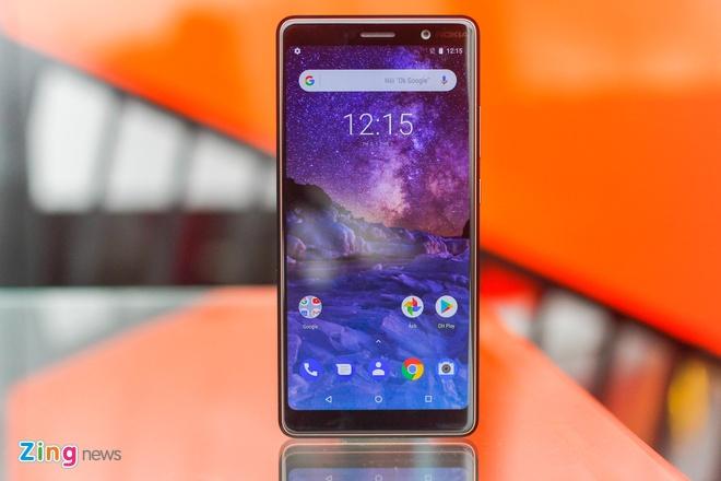 Mo hop va trai nghiem Nokia 7 Plus anh 4