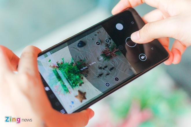 Mo hop va trai nghiem Nokia 7 Plus anh 8