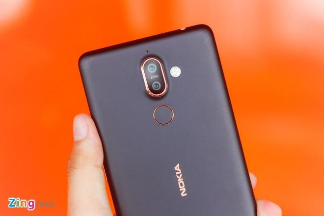 Mo hop va trai nghiem Nokia 7 Plus anh 7