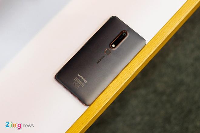 Mo hop Nokia 6 ban 2018 gia 5,9 trieu dong hinh anh 2