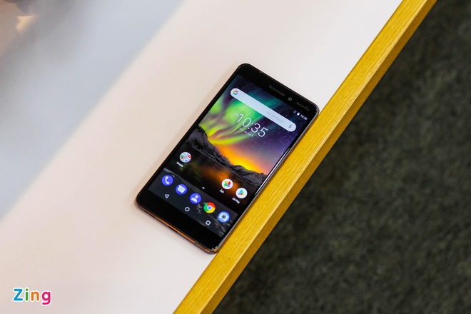 Mo hop Nokia 6 ban 2018 gia 5,9 trieu dong hinh anh 5