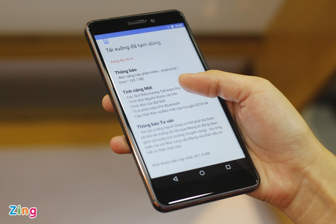 Mo hop Nokia 6 ban 2018 gia 5,9 trieu dong hinh anh 12