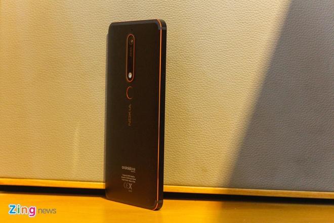 Mo hop Nokia 6 ban 2018 gia 5,9 trieu dong hinh anh 3