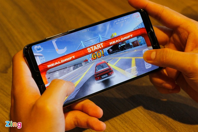 Trai nghiem Huawei P20 Pro: Smartphone dau tien co 3 camera sau hinh anh 10