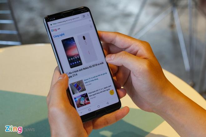 Trai nghiem Huawei P20 Pro: Smartphone dau tien co 3 camera sau hinh anh 2