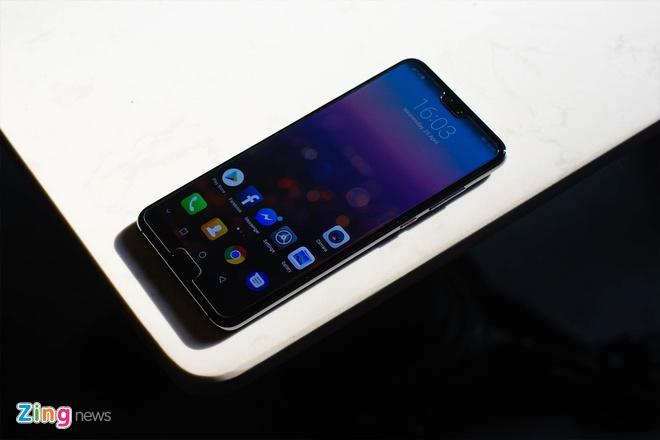 Trai nghiem Huawei P20 Pro: Smartphone dau tien co 3 camera sau hinh anh 9