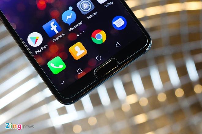 Trai nghiem Huawei P20 Pro: Smartphone dau tien co 3 camera sau hinh anh 3