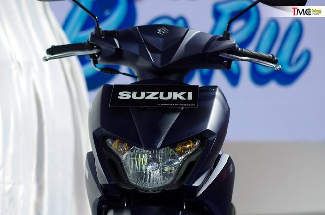 Xe tay ga gia re Suzuki Nex II ra mat, gia tu 800 USD hinh anh 3