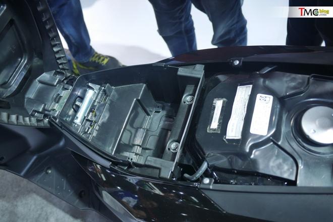 Xe tay ga gia re Suzuki Nex II ra mat, gia tu 800 USD hinh anh 7