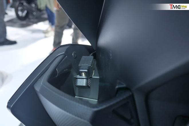 Xe tay ga gia re Suzuki Nex II ra mat, gia tu 800 USD hinh anh 6