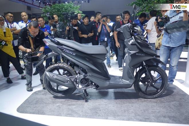 Xe tay ga gia re Suzuki Nex II ra mat, gia tu 800 USD hinh anh 2