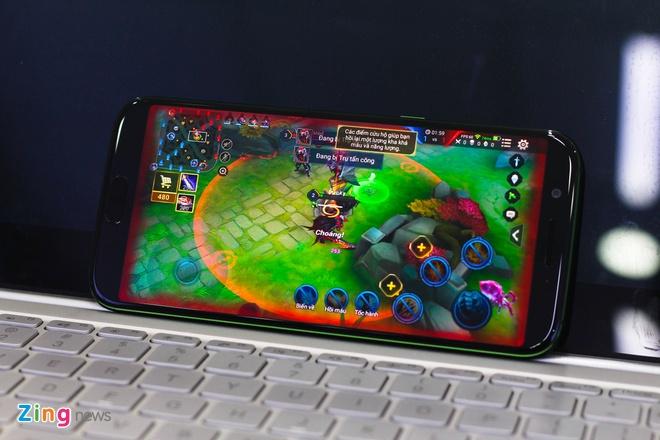 Mo hop va trai nghiem Xiaomi Black Shark: Dam chat gaming hinh anh 9