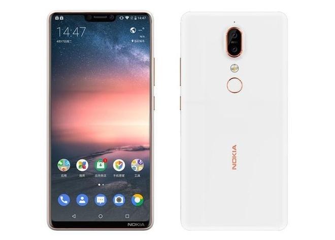 Ro ri hinh anh Nokia X6 2018 ra mat ngay 27/4 hinh anh