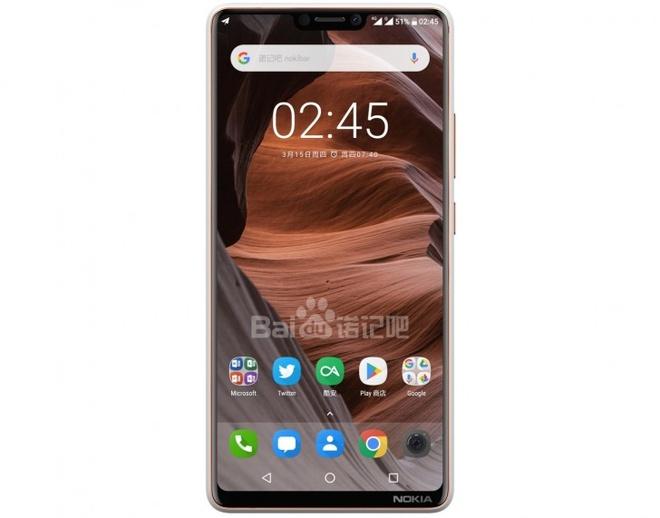 Ro ri hinh anh Nokia X6 2018 ra mat ngay 27/4 hinh anh 2