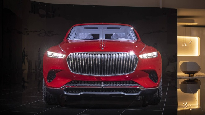 Vision Mercedes-Maybach Ultimate Luxury: Sieu SUV co ghe 'uong tra' hinh anh 3