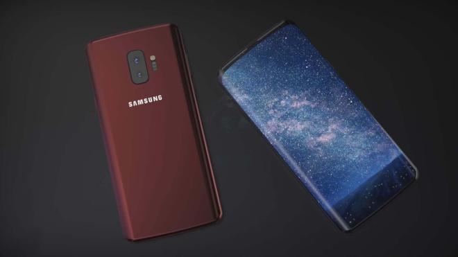 Samsung Galaxy S10 dep hoan hao trong concept moi hinh anh
