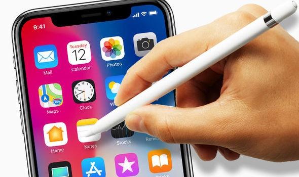 iPhone X plus se sao chep nhieu tinh nang tren Galaxy Note hinh anh