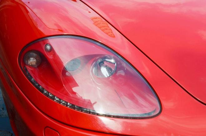 Ferrari 360 Spider - mo uoc mot thoi cua dai gia Viet hinh anh 4