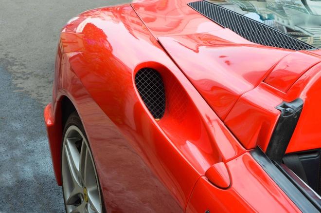 Ferrari 360 Spider - mo uoc mot thoi cua dai gia Viet hinh anh 3