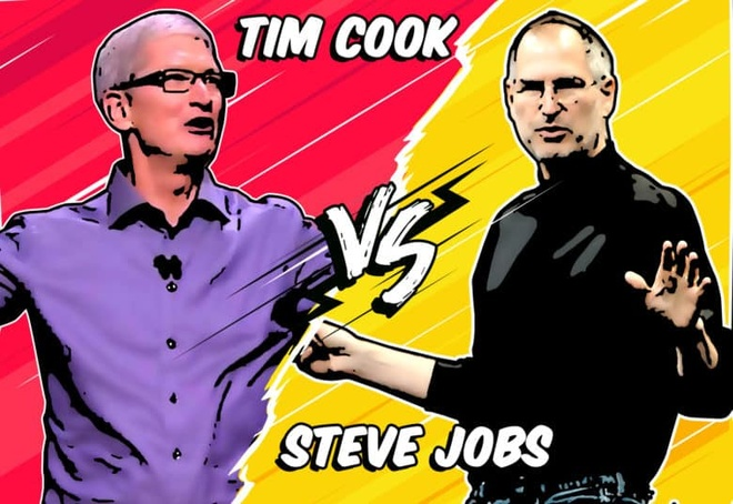 Tim Cook lam CEO Apple tot hon Steve Jobs? hinh anh